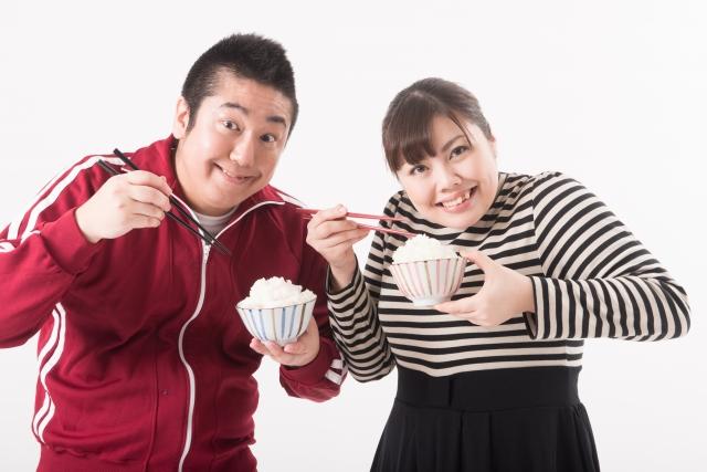 早食いの人は肥満になりやすい。油物、満腹まで食べた人より太る!