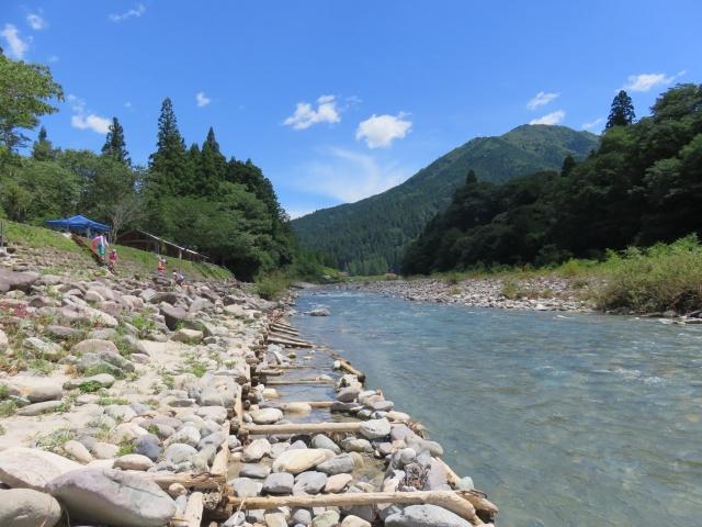 地震が起きた時!河川の周辺地域にいました!地震時、河川の周辺地域での正しい行動は?